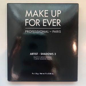 Makeup For Ever-Professional Paris Artist Shadows2